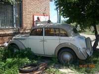 1947 Moskvitch 400/420 Overview