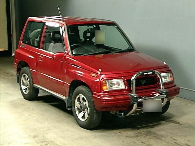 Picture of 1997 Suzuki Sidekick