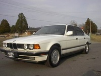 1996 BMW 7 Series 735, 1996 BMW 735 picture, exterior