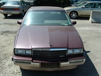 1984 Cadillac Seville Picture Gallery