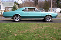 Picture of 1966 Oldsmobile Cutlass, exterior