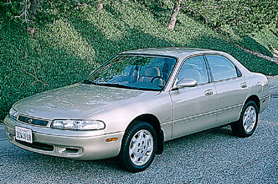 1994 Mazda 626