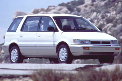Picture of 1992 Mitsubishi Expo 4 Dr SP 4WD Hatchback