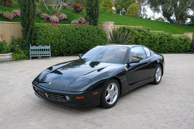 Picture of 2003 Ferrari 456M GT Coupe