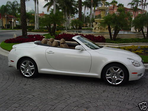 2007 Lexus SC 430 Roadster picture