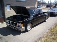 Picture of 1987 Nissan Pickup, exterior, engine, gallery_worthy