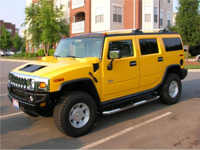 Picture of 2006 Hummer H2 Base