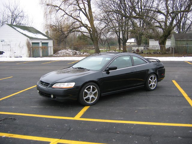 Picture of 2000 Honda Accord EX Coupe  exteriorHonda Accord 2000 Coupe