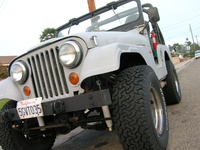 1954 Jeep CJ5 Overview