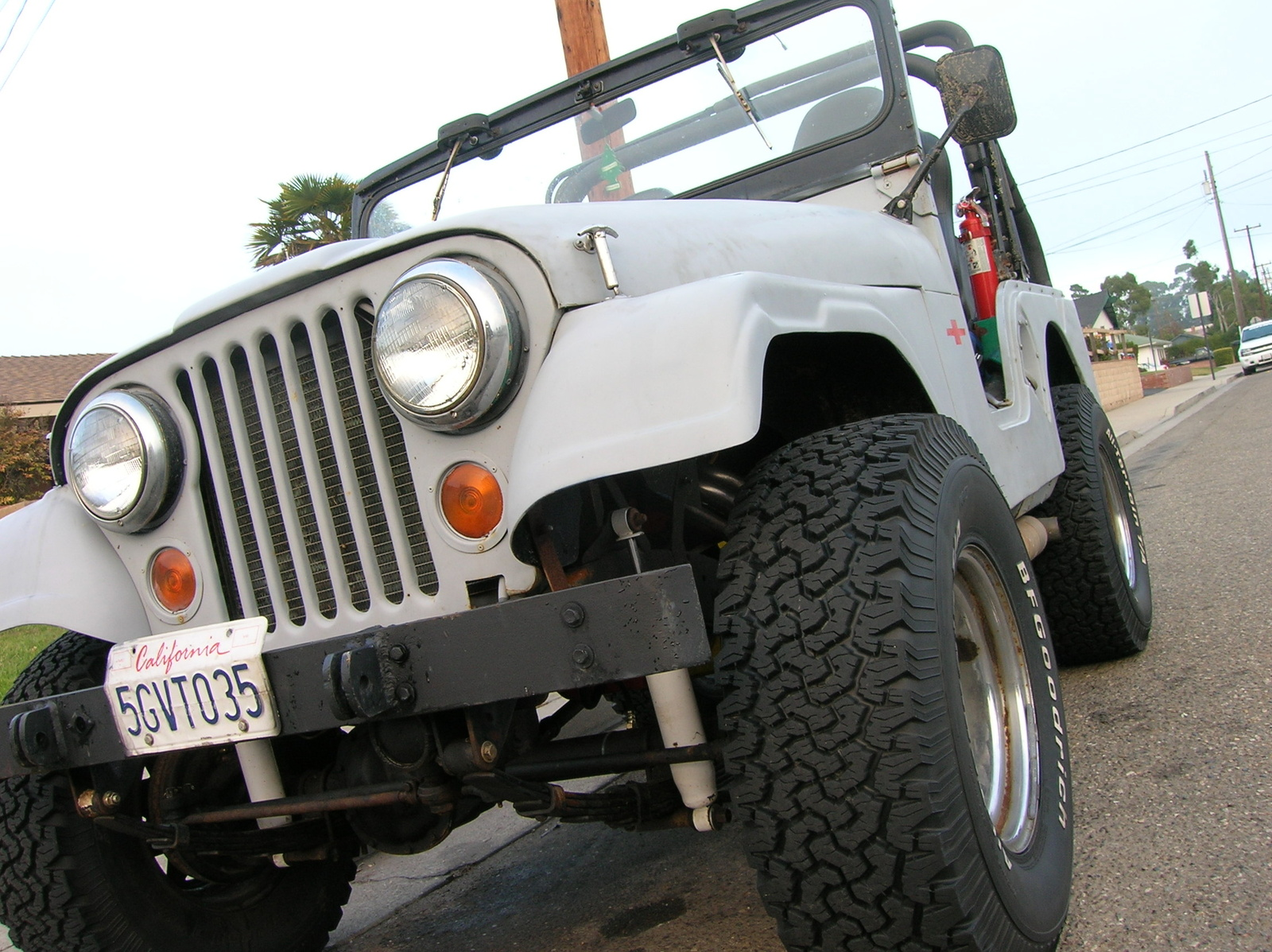 1954 Jeep CJ5 picture