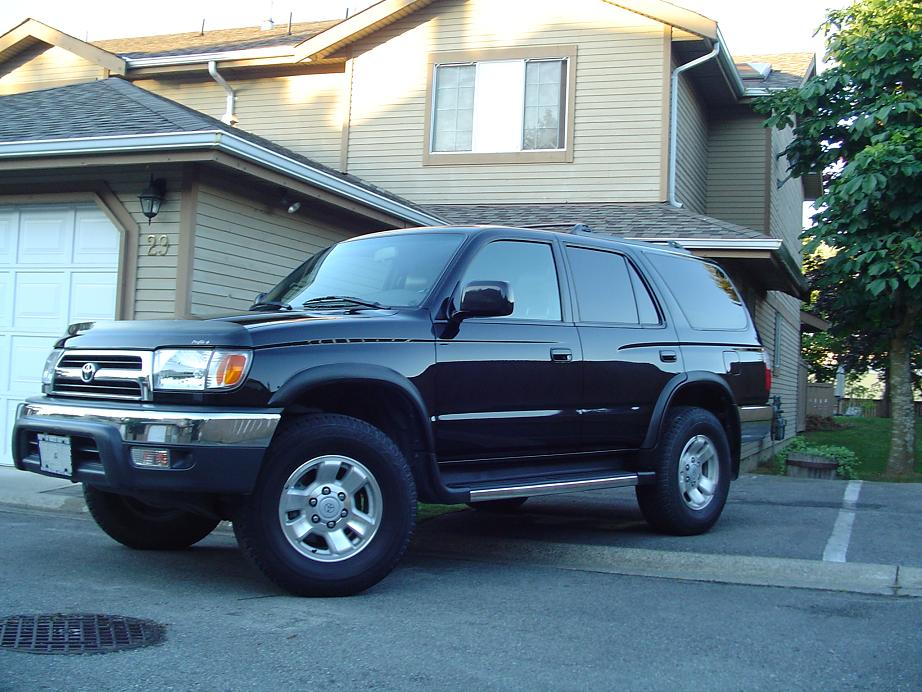 Picture of 1999 Toyota 4Runner 4 Dr SR5 4WD SUV