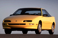 1993 Geo Storm Picture Gallery