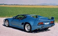 1975 De Tomaso Pantera Overview