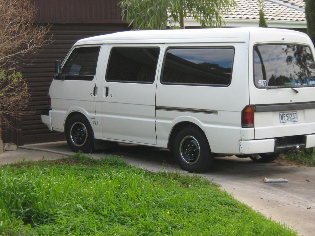 1993 Mazda Bongo - Pictures - CarGurus