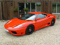 2001 Ferrari 360 Picture Gallery