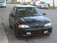 Picture of 1997 Hyundai Accent 2 Dr L Hatchback, exterior