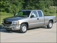 Picture of 2005 GMC Sierra 1500 SLE 4WD Extended Cab SB, exterior