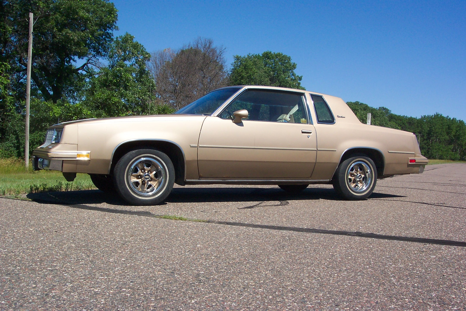 1985 Oldsmobile Cutlass Supreme Pictures Cargurus