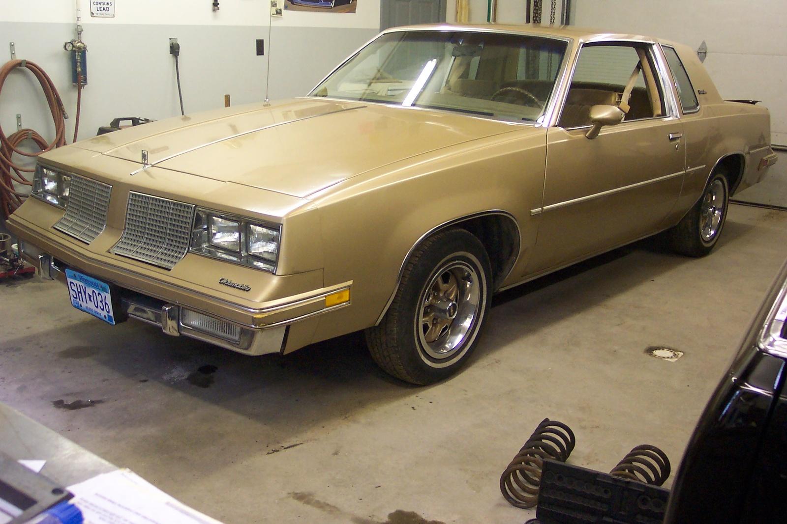 1985 Oldsmobile Cutlass Supreme Pictures Cargurus