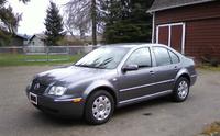 1999 Volkswagen Jetta, 2004 Volkswagen Jetta GLS 1.8T picture, exterior