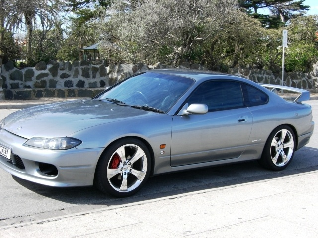 Picture of 2002 Nissan 200SX, exterior