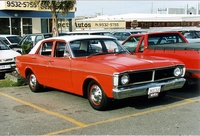 1970 Ford Falcon picture, exterior