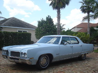 1970 Oldsmobile Ninety-Eight Overview
