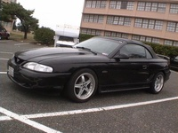 Picture of 1998 Ford Mustang GT Convertible, exterior