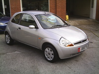 2007 Ford Ka Overview