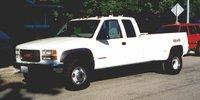 1995 GMC Sierra 3500 Overview