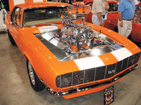 Picture of 1968 Chevrolet Camaro SS, exterior, engine