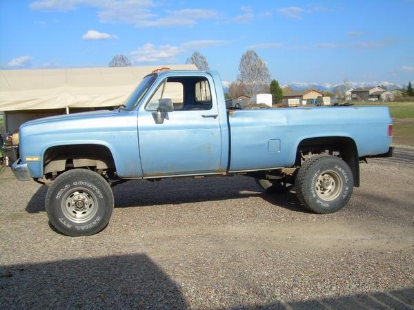 Picture of 1984 Chevrolet C/K 20, exterior, gallery_worthy