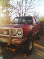 1979 Dodge Ramcharger Overview