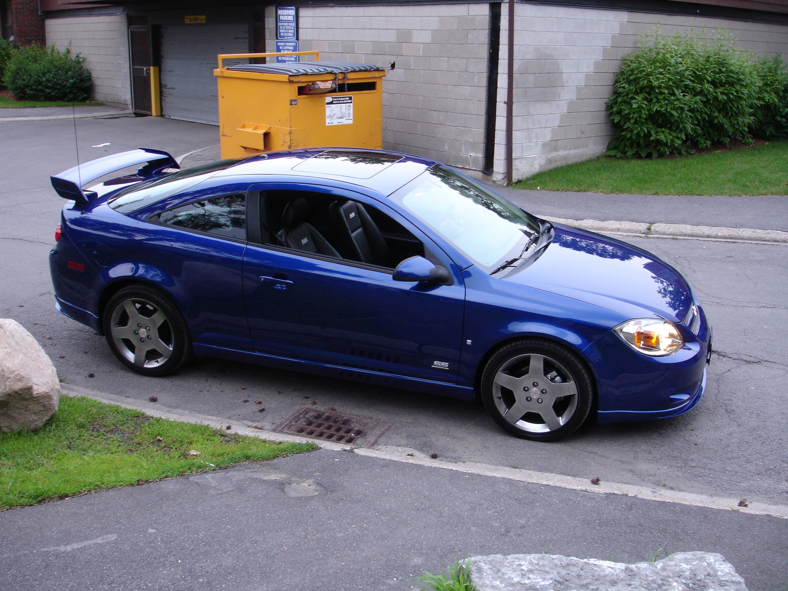 2006 Chevrolet Cobalt SS related infomationspecifications  WeiLi