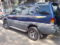 2003 Tata Safari Overview