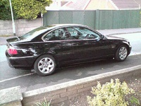 2002 BMW 3 Series, 2002 BMW 325 picture, exterior