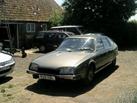 1984 Citroen CX Overview