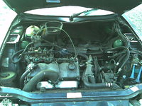 Picture of 1987 Citroen CX, engine