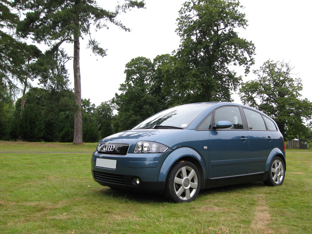 Picture of 2000 Audi A2, exterior, gallery_worthy