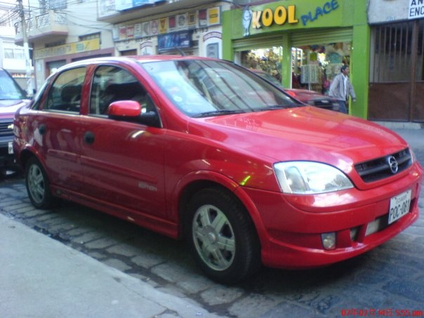 Picture of 2006 Chevrolet Corsa