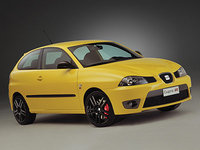 2003 Seat Ibiza Overview
