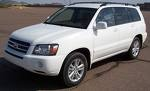 Picture of 2005 Toyota Highlander, exterior