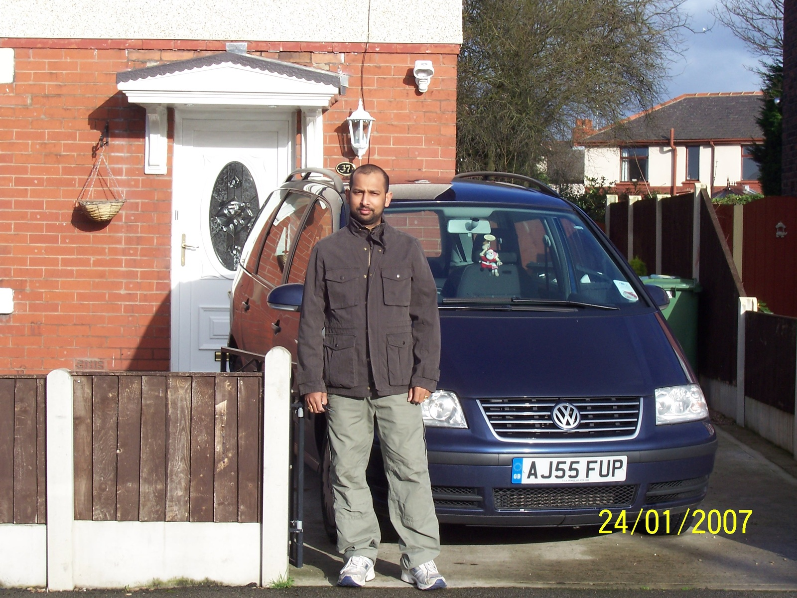 2005 Volkswagen Sharan picture