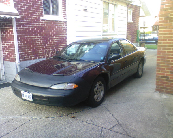Picture of 1995 Dodge Intrepid 4 Dr ES Sedan, exterior, gallery_worthy