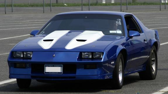 1982 Chevrolet Camaro picture