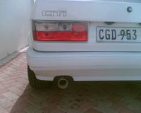 1994 Volkswagen Citi Overview