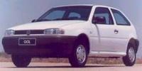 1998 Volkswagen Gol Overview