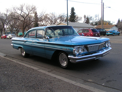Picture of 1960 Pontiac Strato Chief, exterior, gallery_worthy
