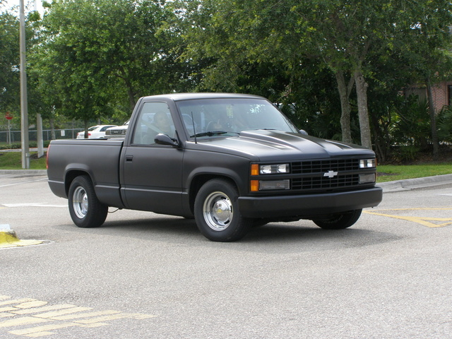 Picture of 1993 Chevrolet C/K 1500 Cheyenne Standard Cab SB, exterior