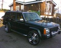 1991 Jeep Cherokee 4 Dr Briarwood 4WD, 1991 Jeep Cherokee 4 Dr Briarwood no more 4WD, exterior